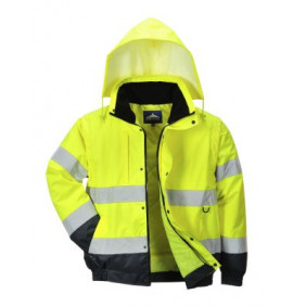 Portwest Hi-Vis 2-in-1 Jacket