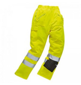 Portwest Hi-Vis Action Trousers