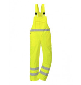Portwest Hi-Vis Bib & Brace - Unlined