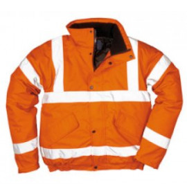 Portwest Hi-Vis Breathable Bomber Jacket