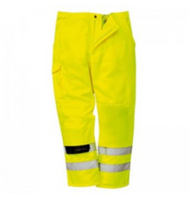 Portwest Hi-Vis Combat Trousers