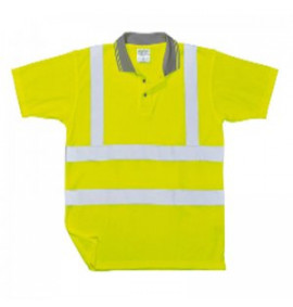 Portwest Hi-Vis Comfort Polo Shirt