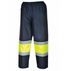 Portwest Hi-Vis Contrast Traffic Trousers