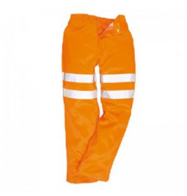 Portwest Hi-Vis Poly-cotton Trousers