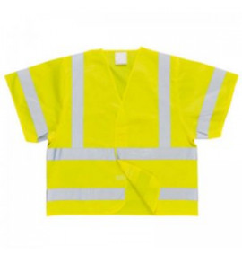 Portwest Hi-Vis Short Sleeved Vest