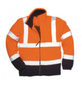 Portwest Hi-Vis Two-Tone fleece