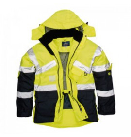 Portwest Hi-Vis 2-Tone Breathable Jacket