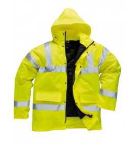 Portwest Hi Vis Breathable Jacket