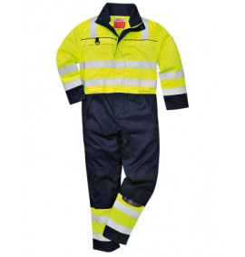Portwest Hi Vis Multi-Norm Coverall