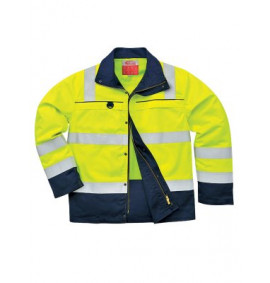 Portwest Hi Vis Multi-Norm Jacket
