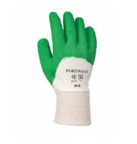 Portwest Latex Open Back Glove