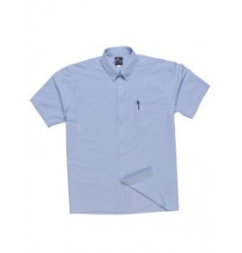 Portwest Oxford Shirt, Short Sleeves