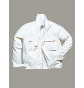 Portwest Painters Jacket (White)