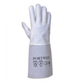 Portwest Premium Tig Welding Guantlet (Grey)