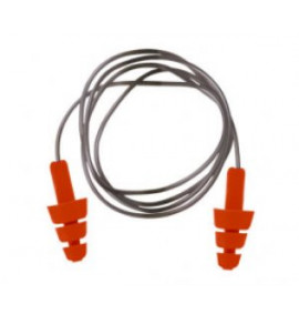 Portwest Reusable TPE Corded Ear Plug