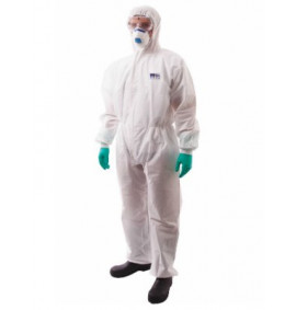 Portwest SMS Knit Cuff Coverall