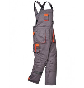 Portwest Texo Contrast Bib and Brace Lined