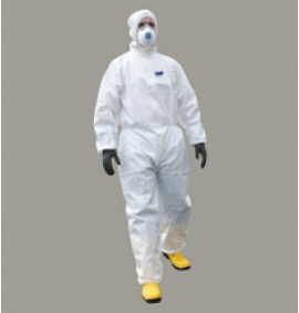 Portwest BizTex Microcool 5/6 Coverall (White)