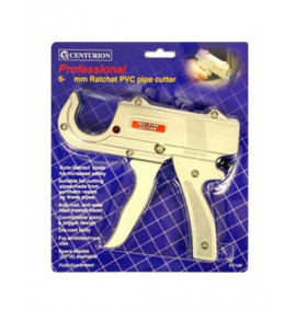 Professional Ratchet PVC Pipe Cutter - CT15P