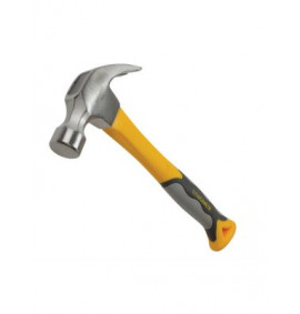 Roughneck Claw Hammer Fibreglass Shaft