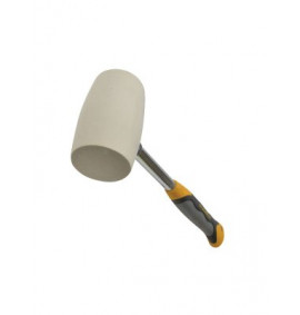 Roughneck Non Marking White Rubber Mallet