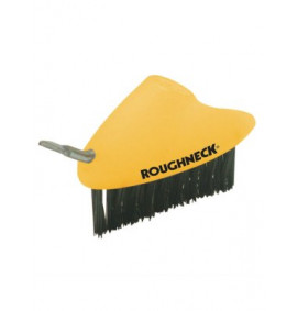 Roughneck Plastic Deck Wire Brush 133mm (5 1/4in)
