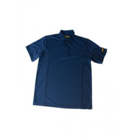 Roughneck Quick Dry Polo Shirt Blue