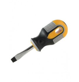 Roughneck Screwdriver Flared Tip 8mm x 60mm Stubby