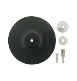 Rubber Backing Disc 125mm