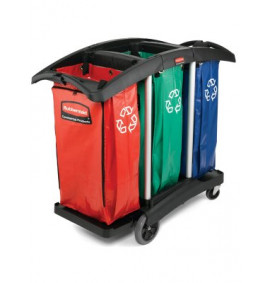Rubbermaid Housekeeping Bag Trolley