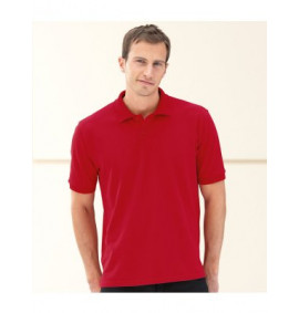 Russell Cotton Pique Polo Shirt