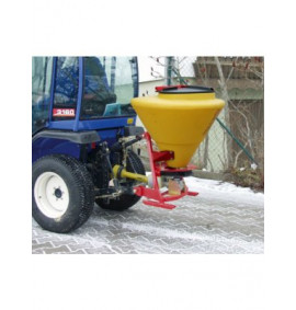 SA130 Mounted Spreader with PE Hopper