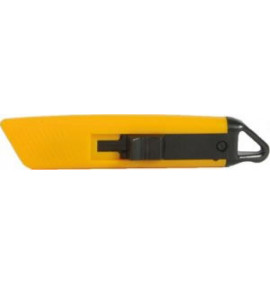 Safety Cutter With Auto-Retracting Sprung Blade -  PSC-AUTO