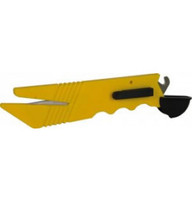 Safety Cutter With Hook Blade & Cap - PSC-2