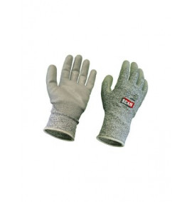 Scan Grey PU Coated, Cut 5 Liner Gloves