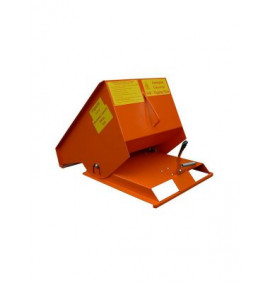 Self-Tipping Mini Skip