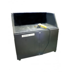 Electac Self Contained Filter Benches For Dust & Fumes