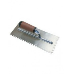 Serrated and Notched Plasterers Trowel