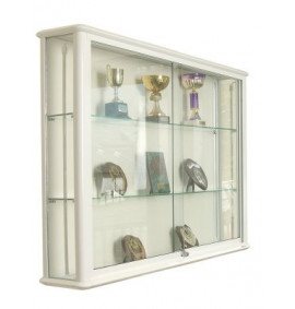 Shield Glazed Aluminium Display Cases