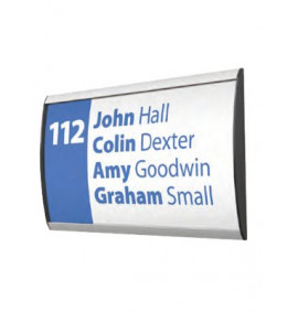 Showpoint 162mm Wall Sign System