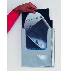 Single Pocket Literature Dispenser