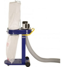Single Phase Dust Reduction Unit With 3m Connecting Hose