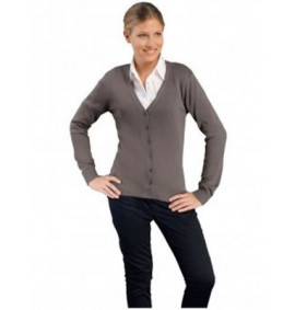 Sol's Ladies Golden V Neck Cardigan