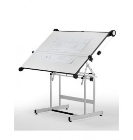 Sovereign Stand with Adustable Height Drawing Board - E08072