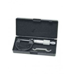 Stainless Micrometer in Plastic Case