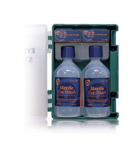 Standard Complete Eye Wash Kit