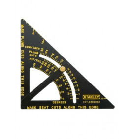 Stanley Adjustable Quick Square 170mm (6.3/4in)