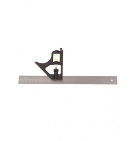 Stanley Combination Metal Square 300mm (12in)