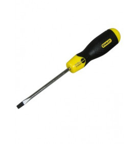 Stanley Cushion Grip Screwdriver Parallel Tip