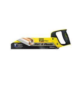 Stanley FatMax PVC & Plastic Saw 300mm (12in)